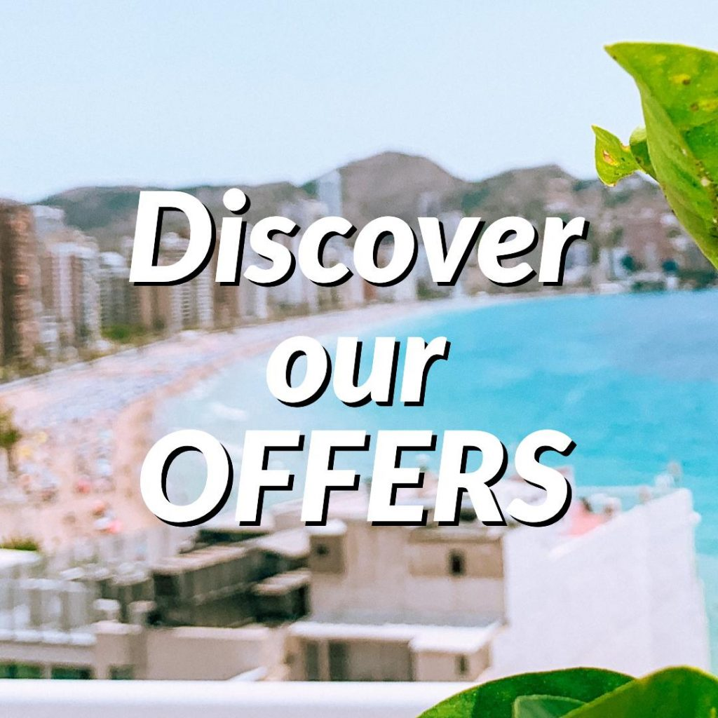 Hotel Centro Mar offers